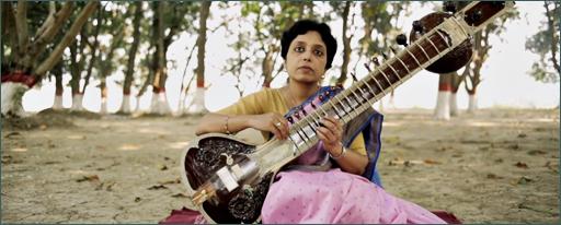Mita Nag - Leading Sitar Player, Female Instrumentalist in India